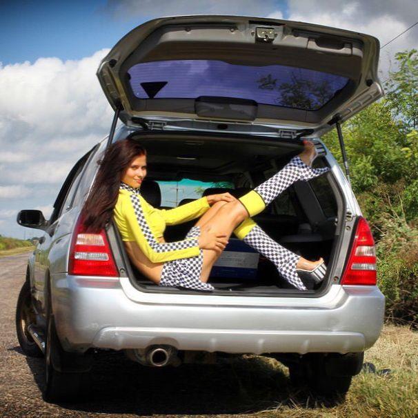 Рекомендуемое моторное масло для Subaru Forester