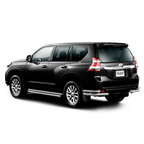 Рекомендуемое моторное масло для Toyota Land Cruiser Prado