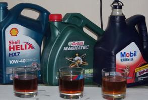 Какое моторное масло лучше: Шелл, Мобил или Кастрол?