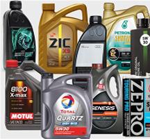 Моторные масла, известные торговые марки