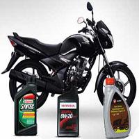 Моторные масла для мотоциклов 4т 10w — 40