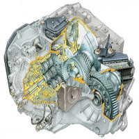 Конструкция и принцип работы АКПП