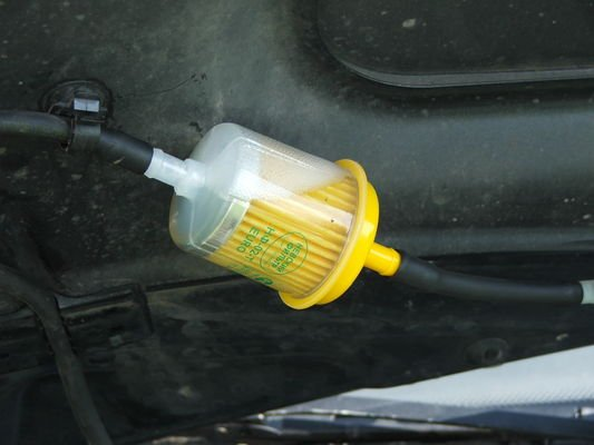Назначение и особенности фильтра тонкой очистки топлива