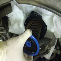 Через какой период нужно менять топливный фильтр на дизельном автомобиле?