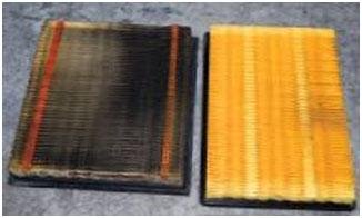 vozdushnyi filtr digatelya