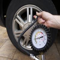 Рекомендуемое давление в шинах автомобиля, таблица