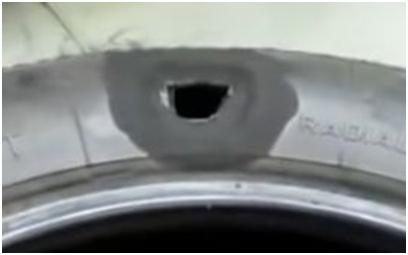 remont bokovyh porezov - Чем заклеить шину автомобиля