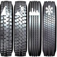 Типы шин для автомобилей