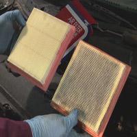 Как почистить воздушный фильтр автомобиля?