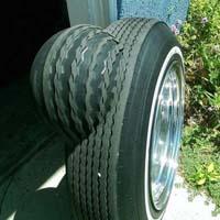 Как выполнить ремонт грыжи на шине?