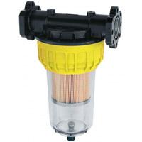 Топливный фильтр-сепаратор, назначение, принцип работы