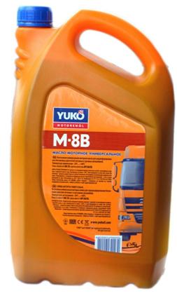 motornoe maslo m8b
